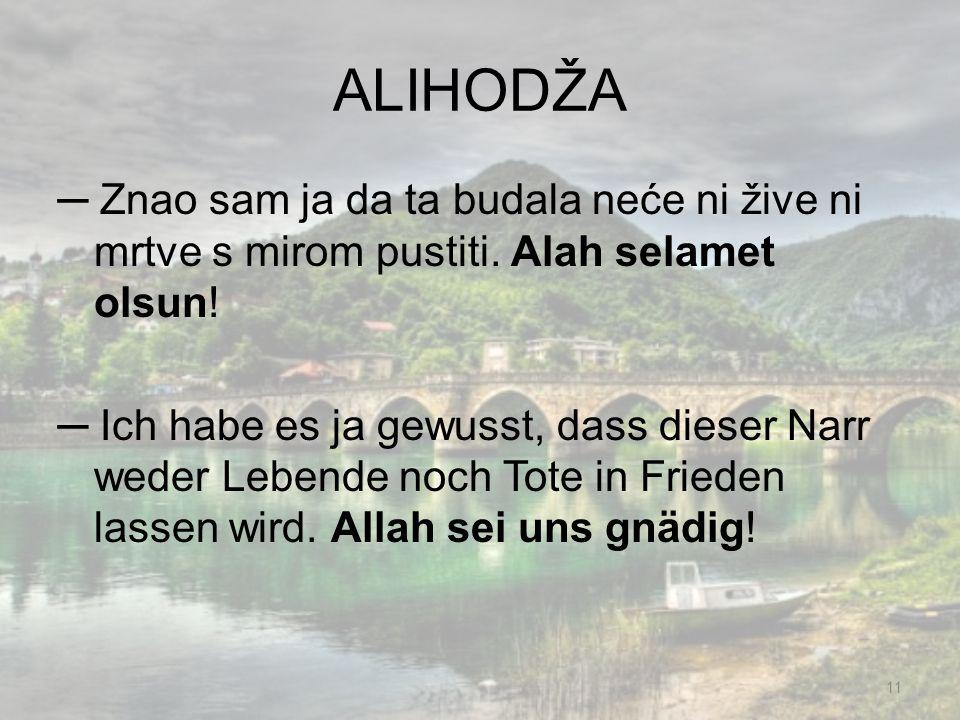 ALIHODŽA