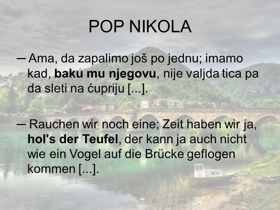 POP NIKOLA