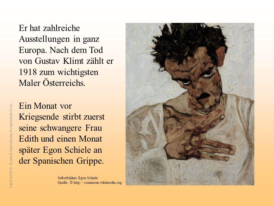 Er hat zahlreiche Ausstellungen in ganz Europa