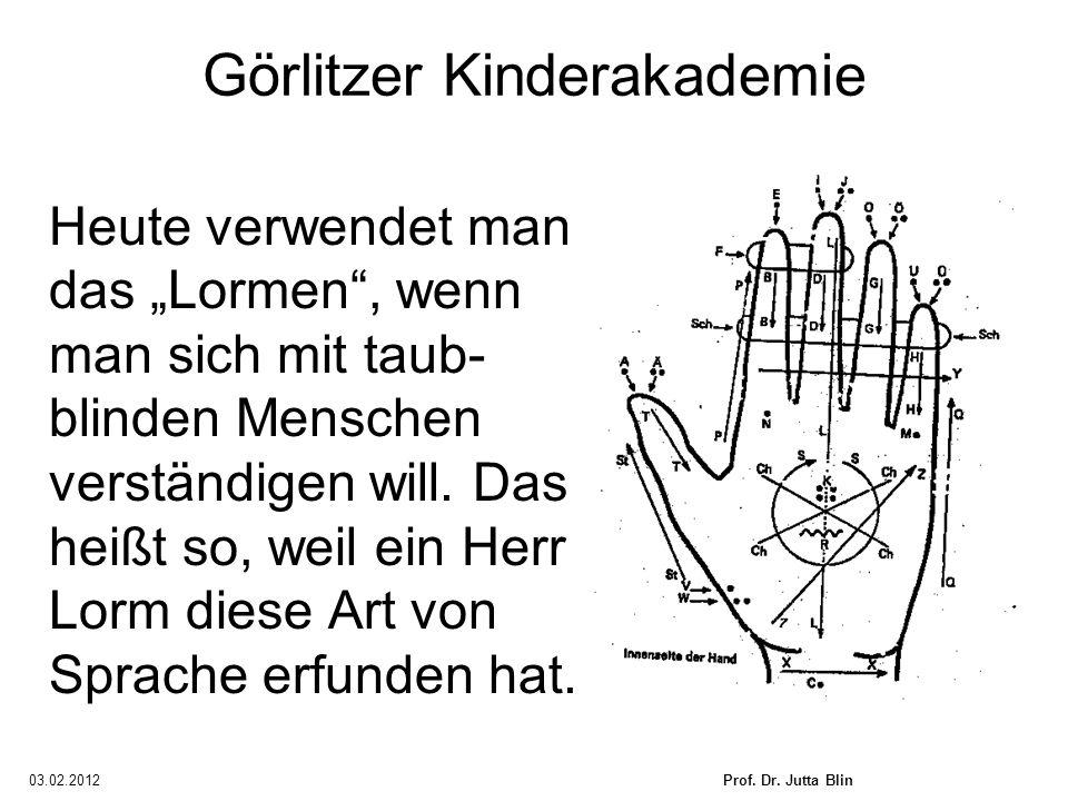 Görlitzer Kinderakademie