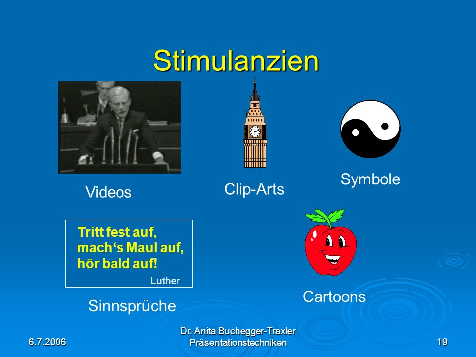 Stimulanzien Symbole Clip-Arts Videos Cartoons Sinnsprüche