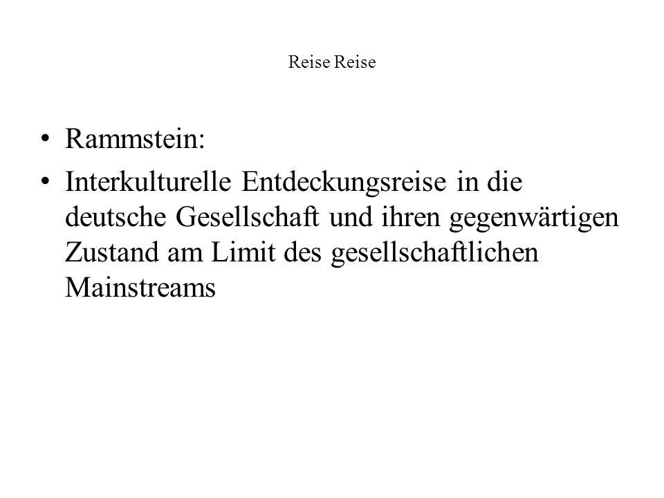 Reise Reise Rammstein: