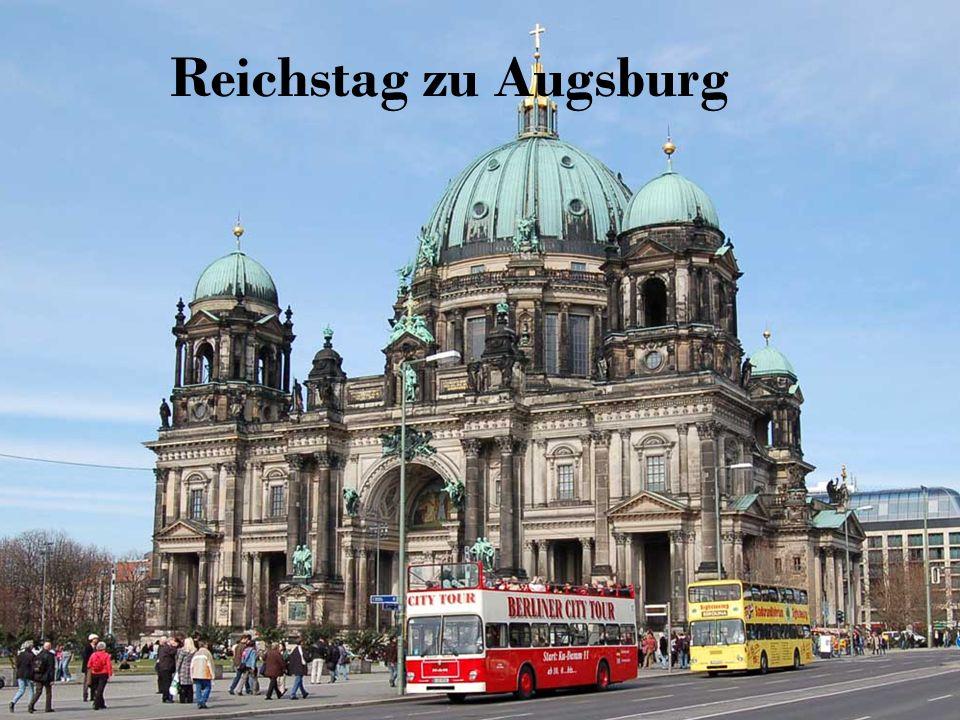 Reichstag zu Augsburg