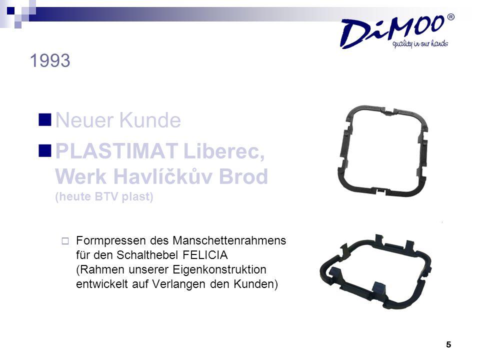 PLASTIMAT Liberec, Werk Havlíčkův Brod (heute BTV plast)
