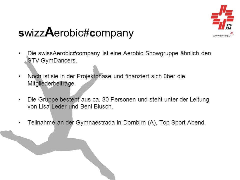 swizzAerobic#company