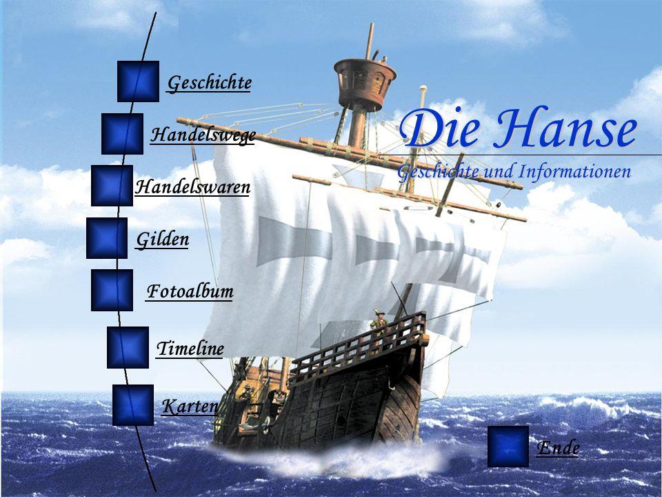 Die Hanse Geschichte Handelswege Geschichte und Informationen