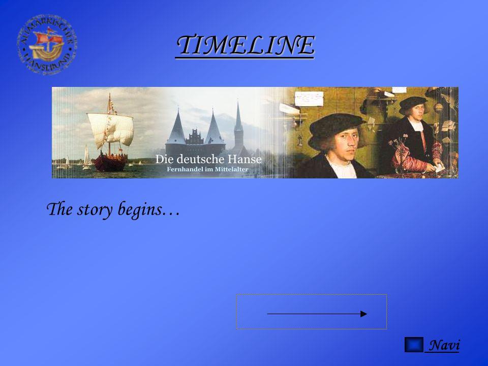 TIMELINE The story begins… Navi