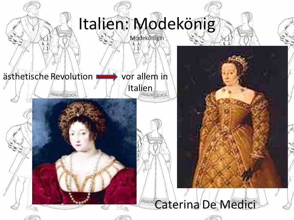 Italien: Modekönig Modekönigin