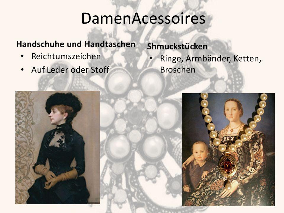 DamenAcessoires Handschuhe und Handtaschen Shmuckstϋcken