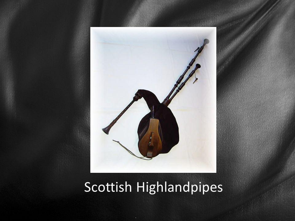 Scottish Highlandpipes