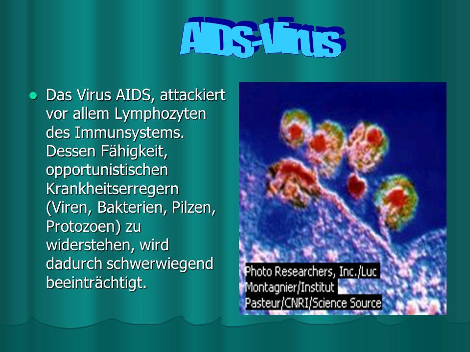AIDS-Virus