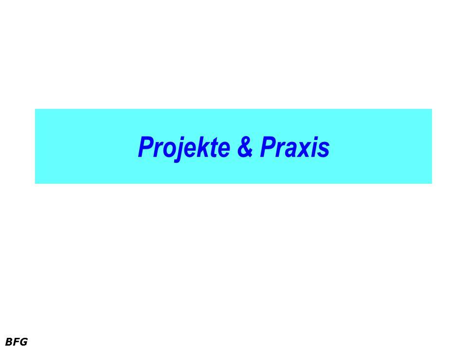 Projekte & Praxis