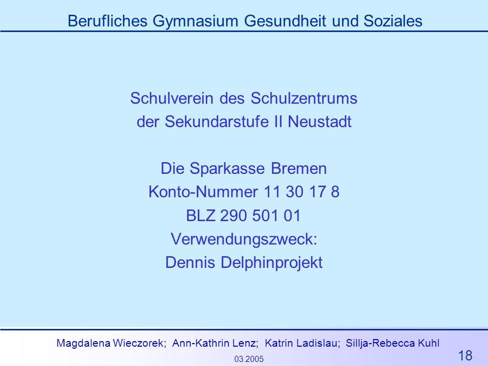 Schulverein des Schulzentrums der Sekundarstufe II Neustadt