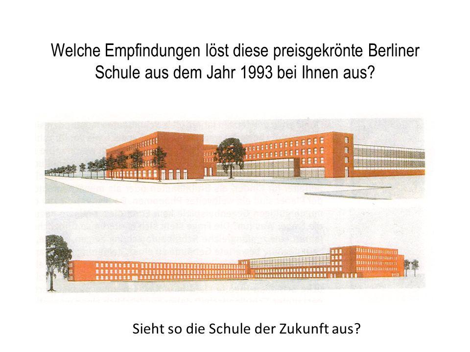 Welche Empfindungen löst diese preisgekrönte Berliner Schule aus dem Jahr 1993 bei Ihnen aus