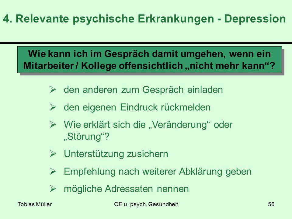 organisation und psychische gesundheit - ppt herunterladen, Einladung