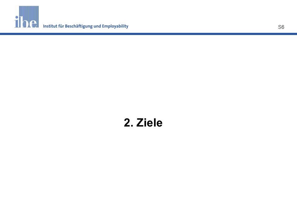 2. Ziele