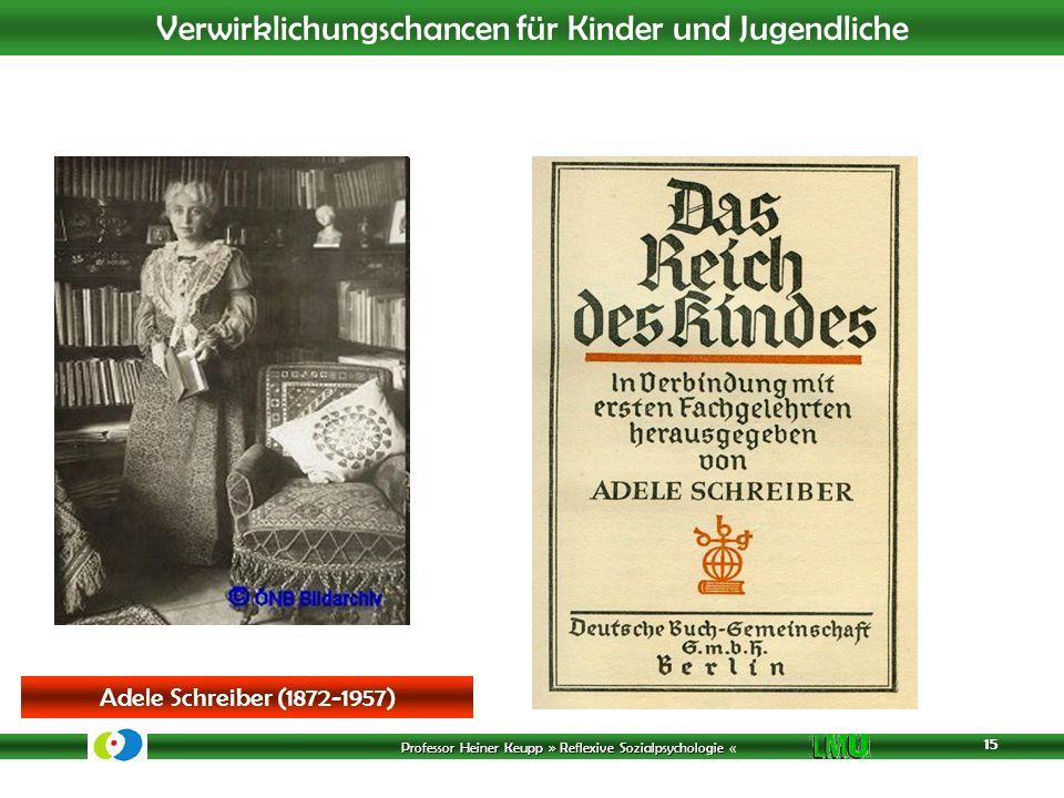 Adele Schreiber (1872-1957) 15 15