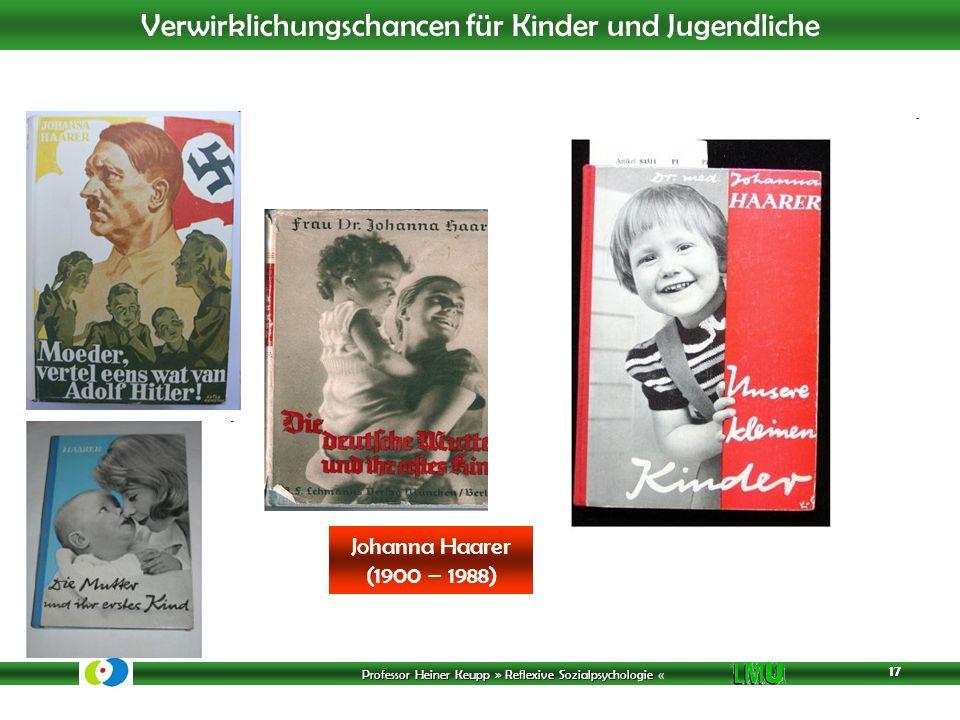 Johanna Haarer (1900 – 1988) 17 17