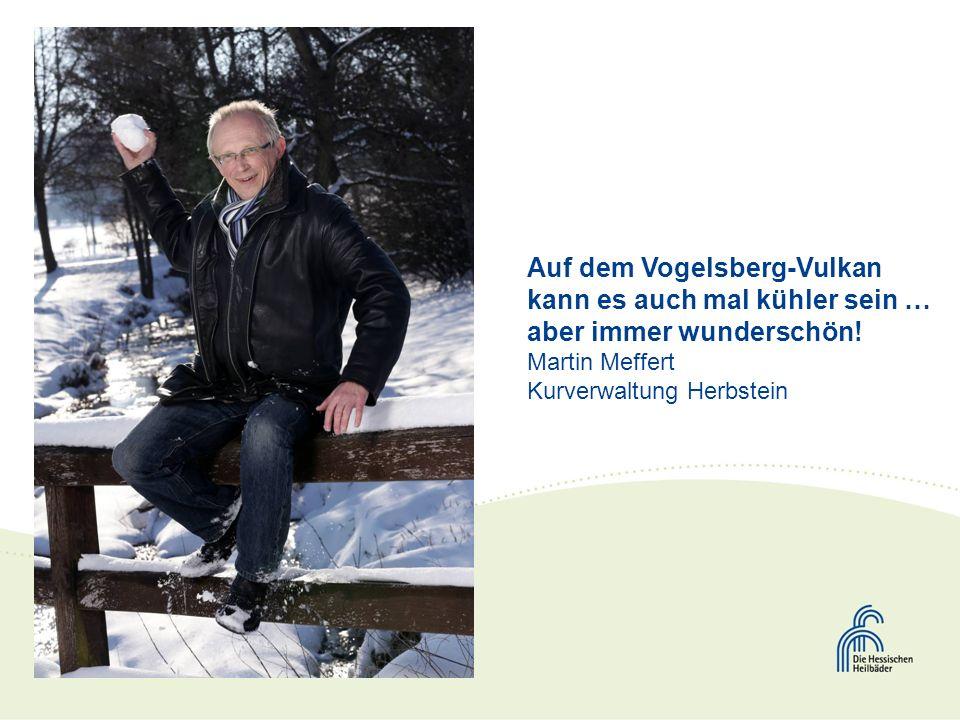 Auf dem Vogelsberg-Vulkan kann es auch mal kühler sein …