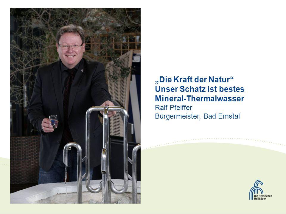 Unser Schatz ist bestes Mineral-Thermalwasser
