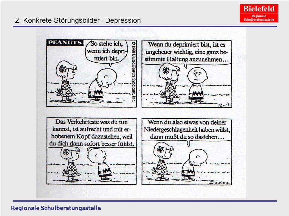 2. Konkrete Störungsbilder- Depression