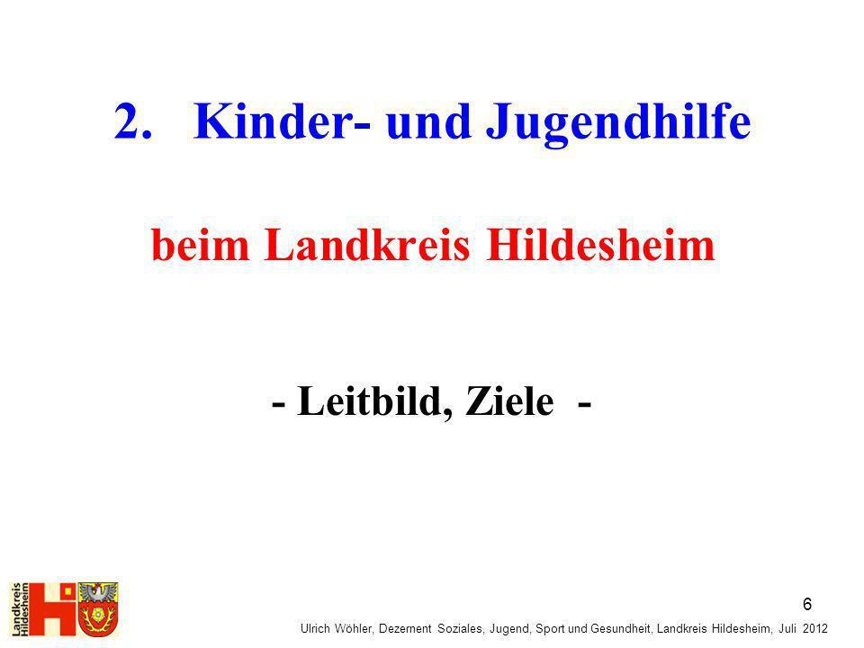 2. Kinder- und Jugendhilfe