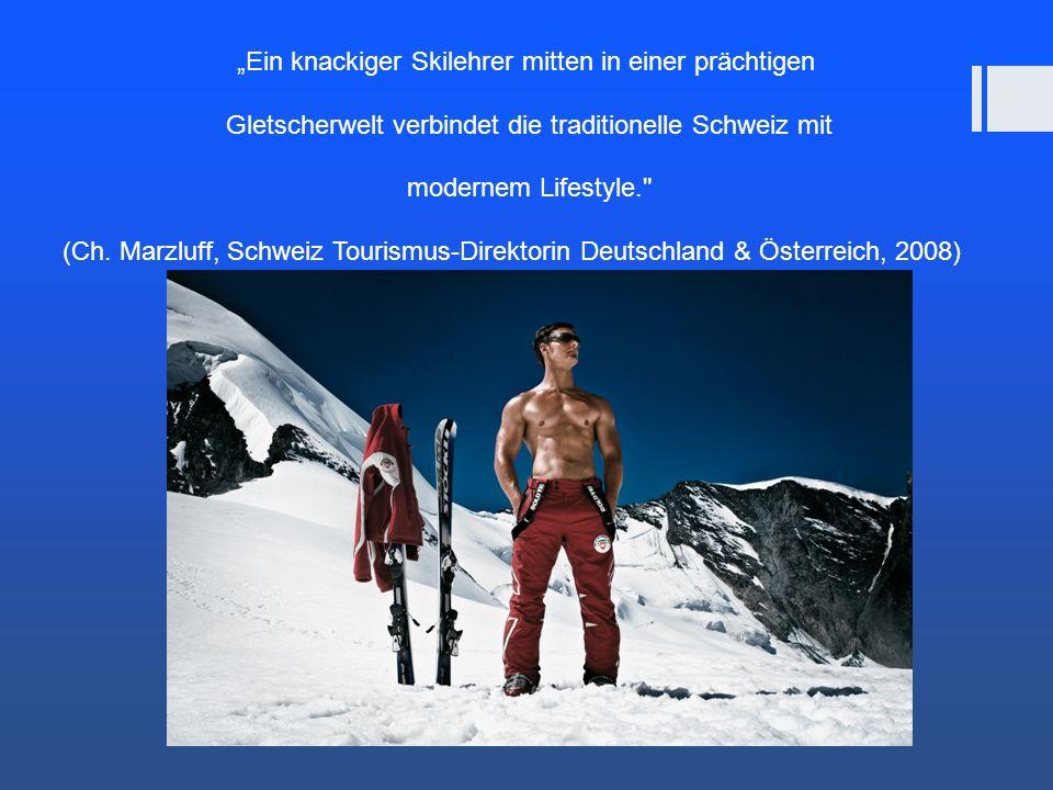 """11 """"Ein knackiger Skilehrer mitten in einer prächtigen"""