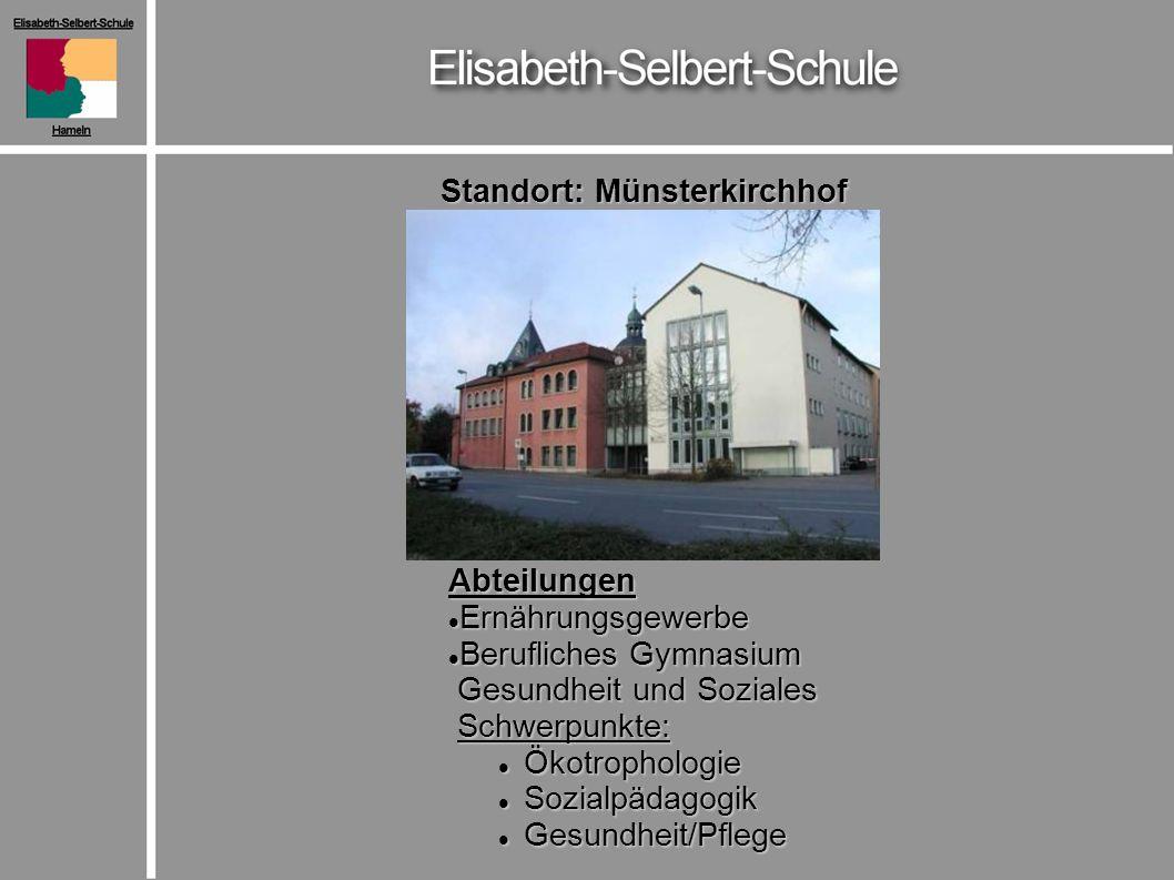 Standort: Münsterkirchhof
