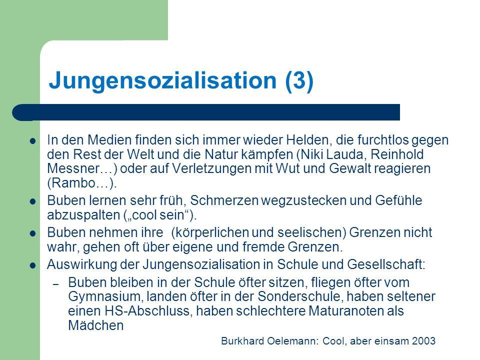Jungensozialisation (3)