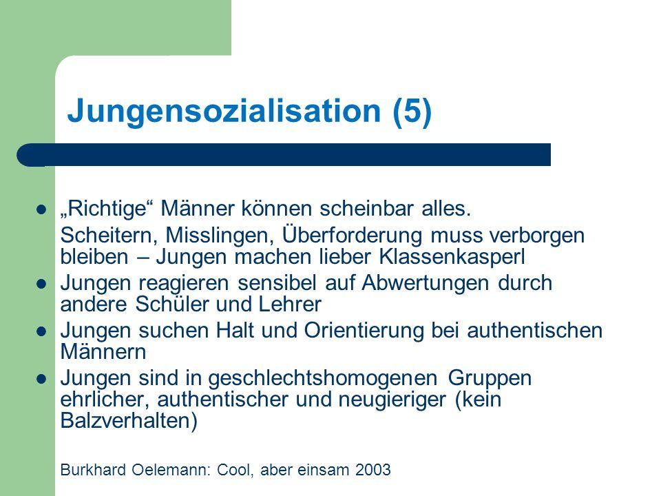 Jungensozialisation (5)