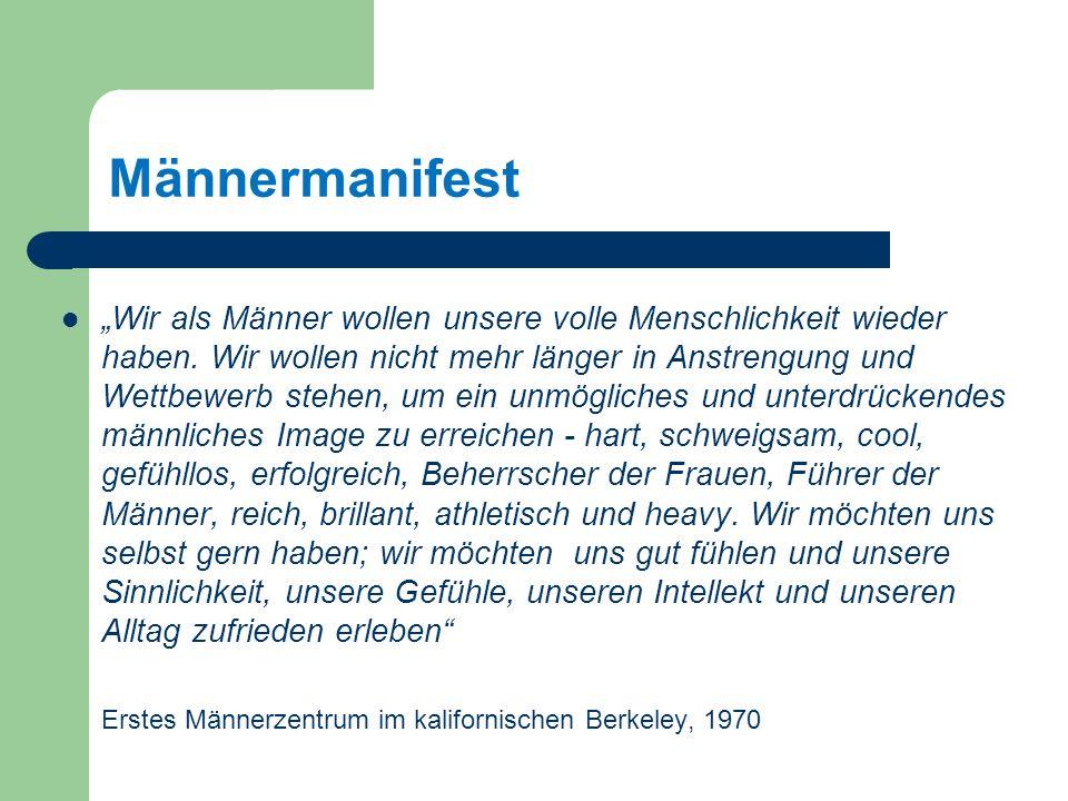 Männermanifest