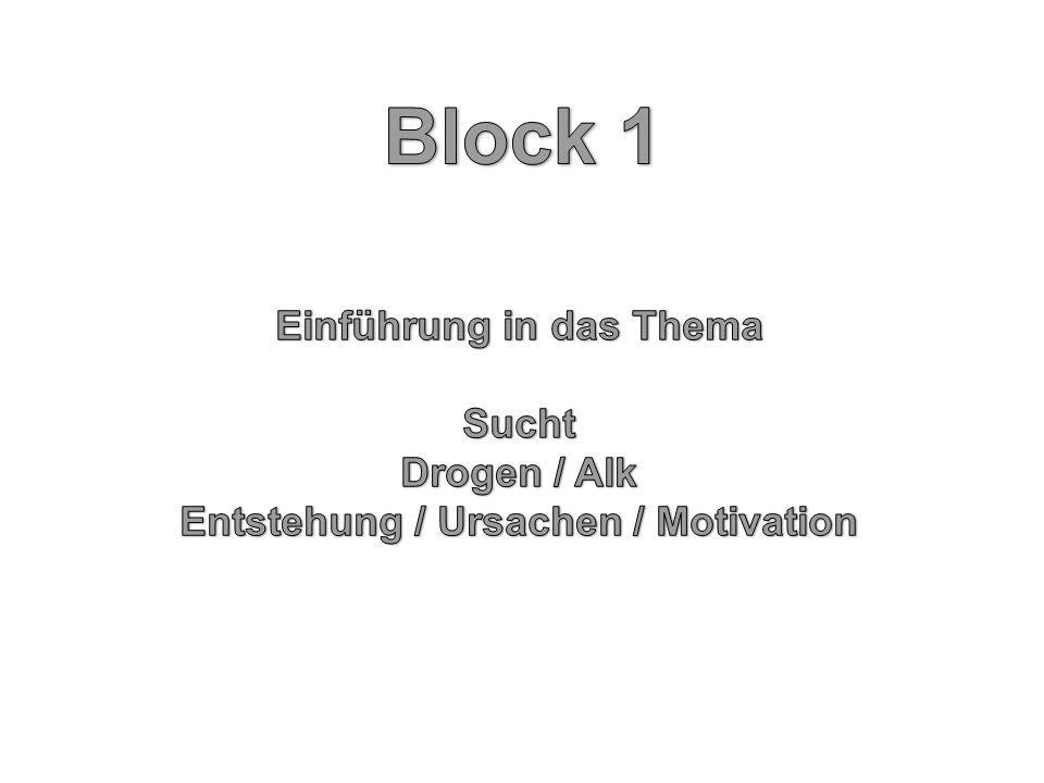 Block 1 Einführung in das Thema