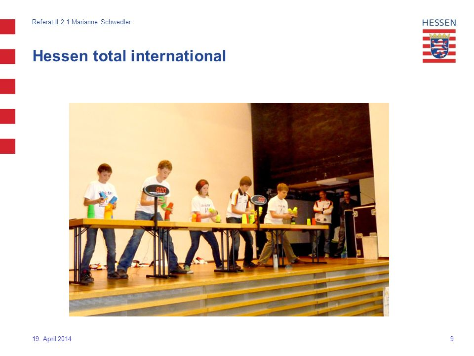 Hessen total international