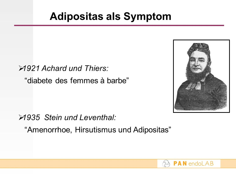 Adipositas als Symptom
