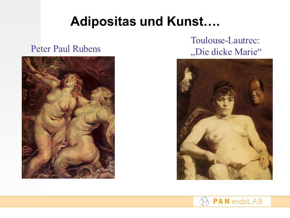 "Adipositas und Kunst…. Toulouse-Lautrec: ""Die dicke Marie"