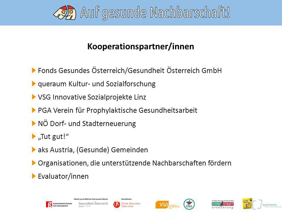 Kooperationspartner/innen