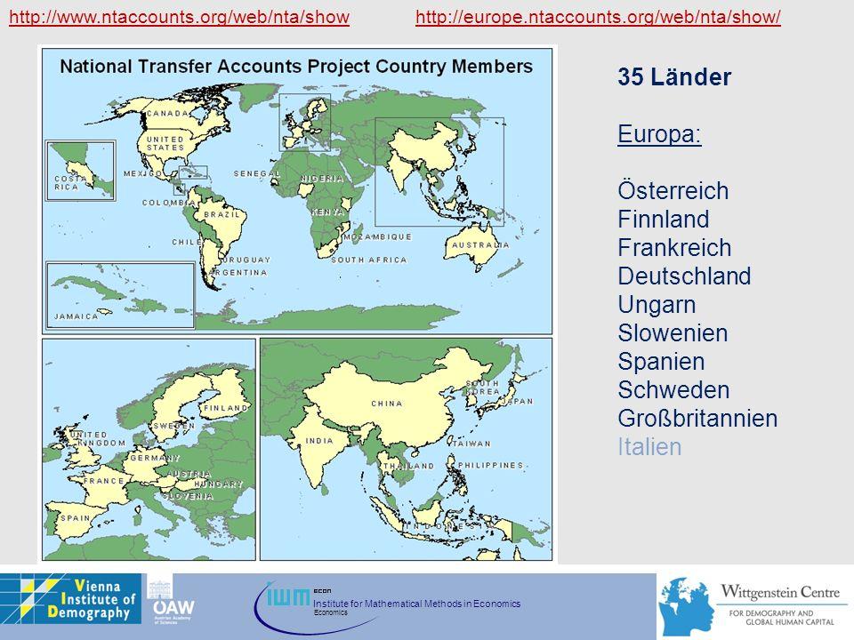 35 Länder Europa: Österreich Finnland Frankreich Deutschland Ungarn