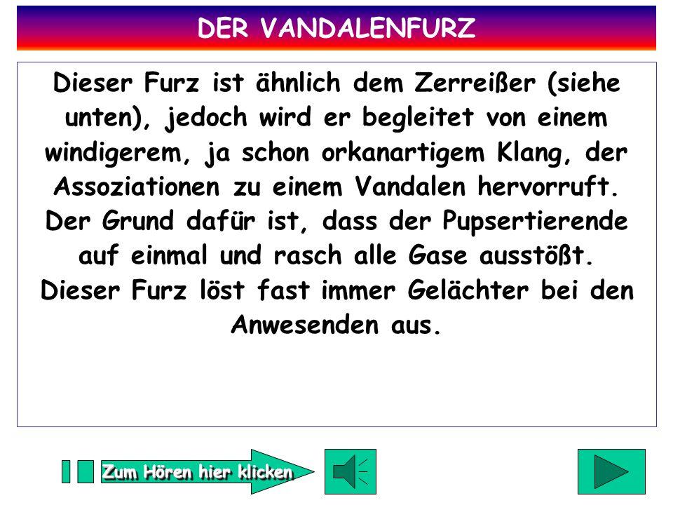 DER VANDALENFURZ