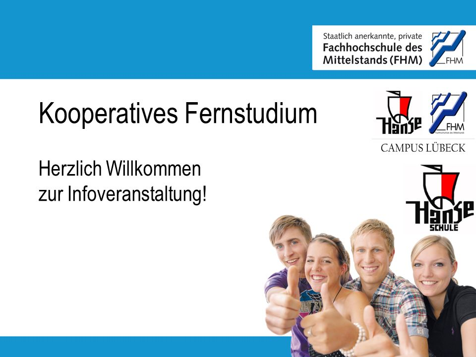 Kooperatives Fernstudium