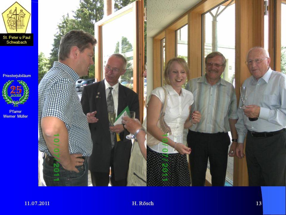 11.07.2011 H. Rösch