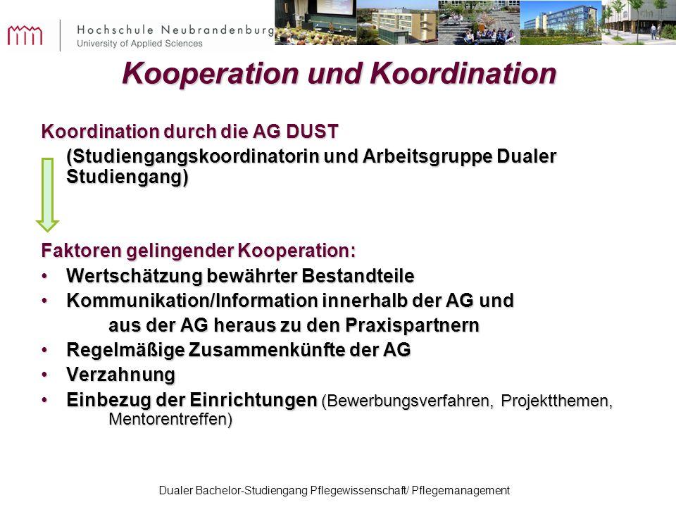 Kooperation und Koordination