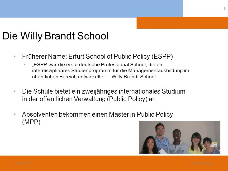 Die Willy Brandt School