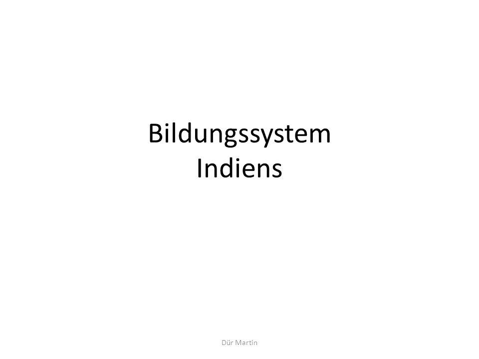 Bildungssystem Indiens