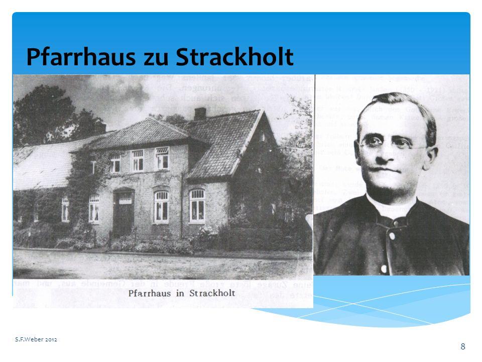 Pfarrhaus zu Strackholt
