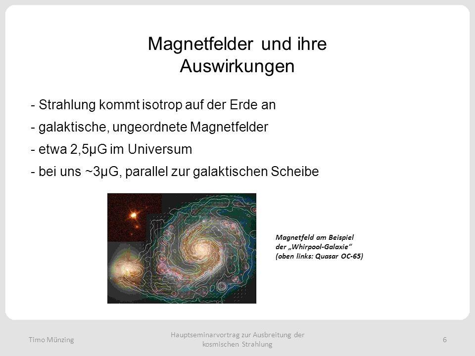 Magnetfelder und ihre Auswirkungen