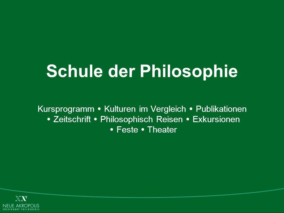 Schule der Philosophie