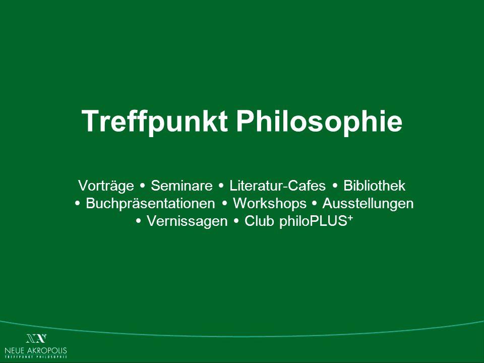 Treffpunkt Philosophie