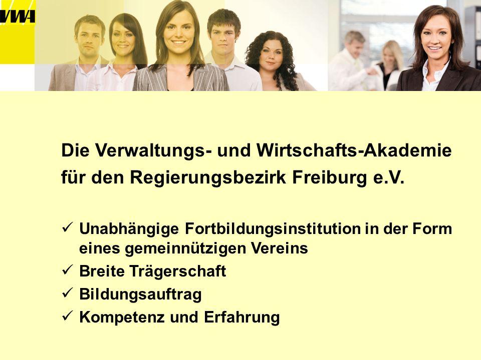 Die Verwaltungs- und Wirtschafts-Akademie