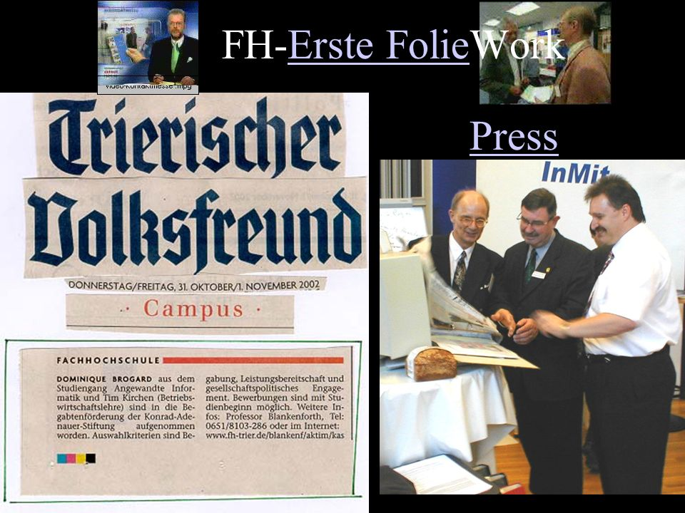 FH-Erste FolieWork Press