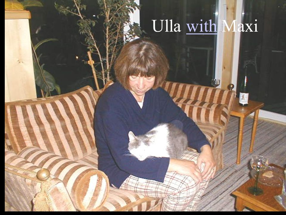 Ulla with Maxi